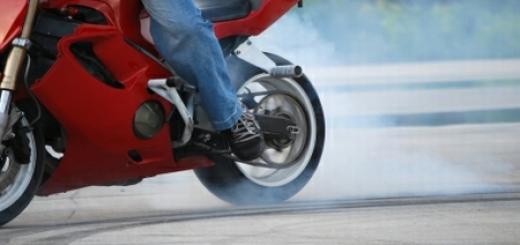 jizda na moto