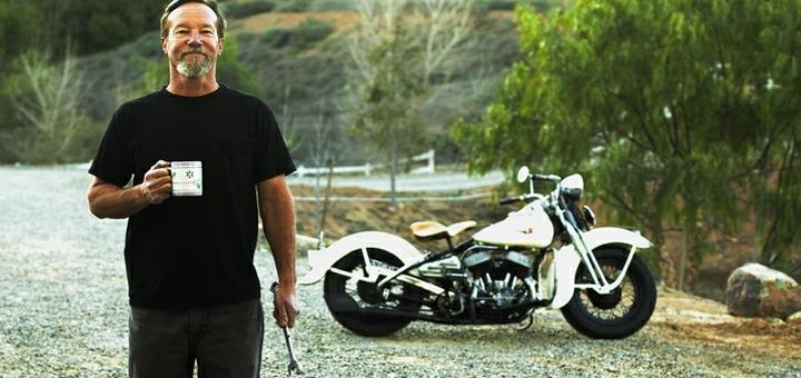 muz a motorka